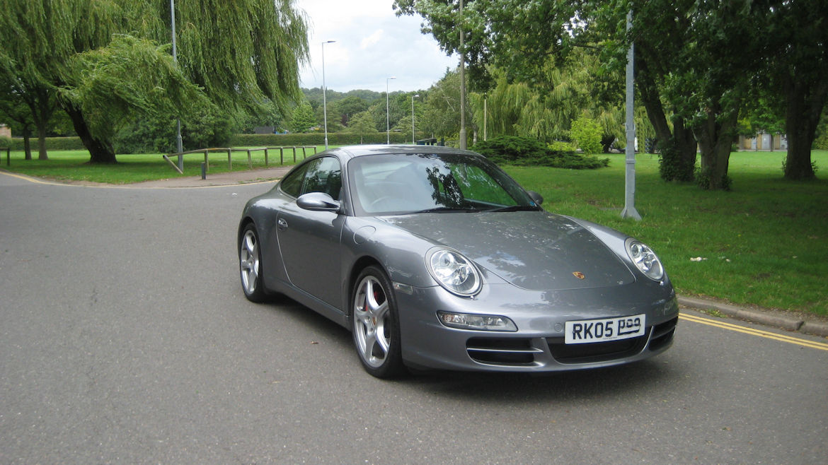 Porsche 997 Tiptronic S Coupe Very Low Mileage Superb Car And History