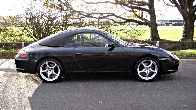 Porsche 996 C2 Cabriolet Tiptronic S Superb Car Good Value