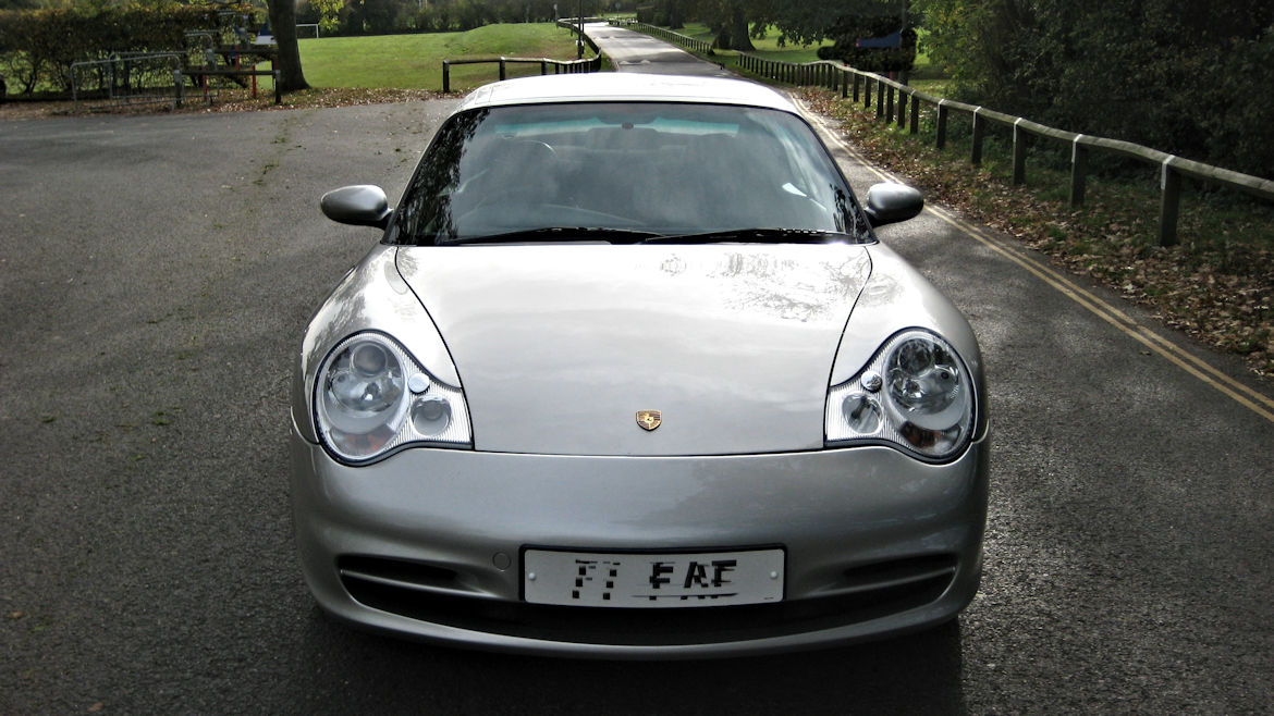 Porsche 996 C2 Cabriolet Manual Outstanding Car And History 2 Owners