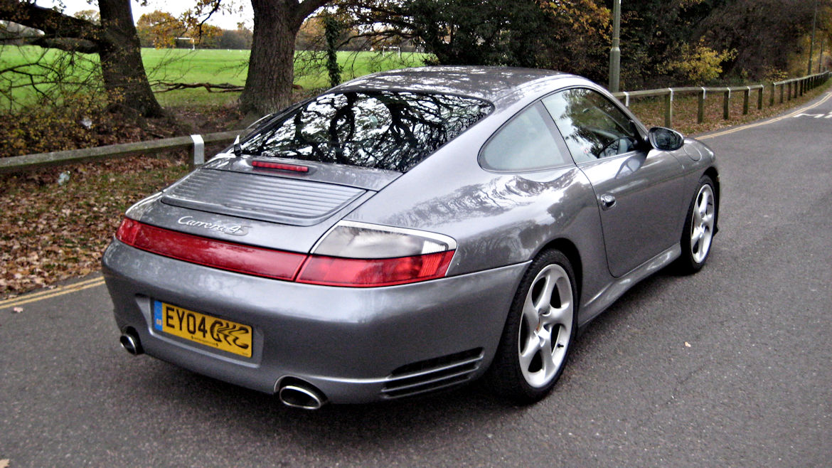 Porsche 996 C4S Coupe Manual Perfect Colour Perfect Gearbox Perfect Spec Simply Stunning