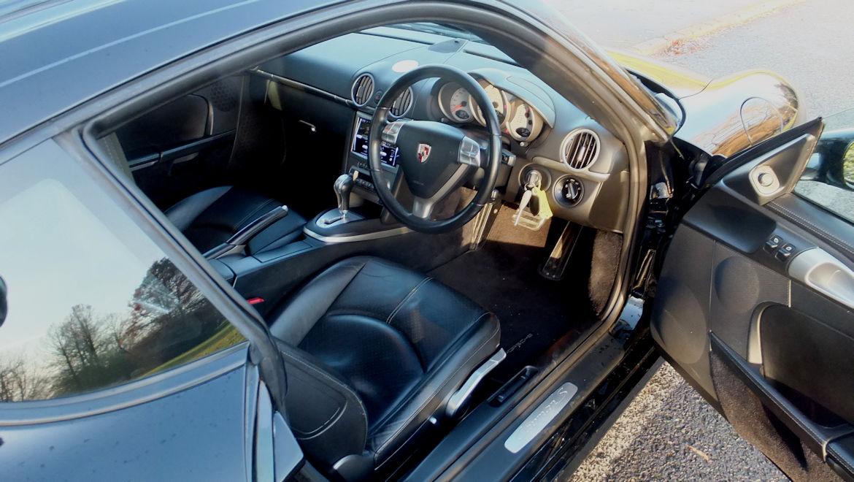 Porsche Cayman S Tiptronic S Hartech Engine Rebuild  Exceptional Condition