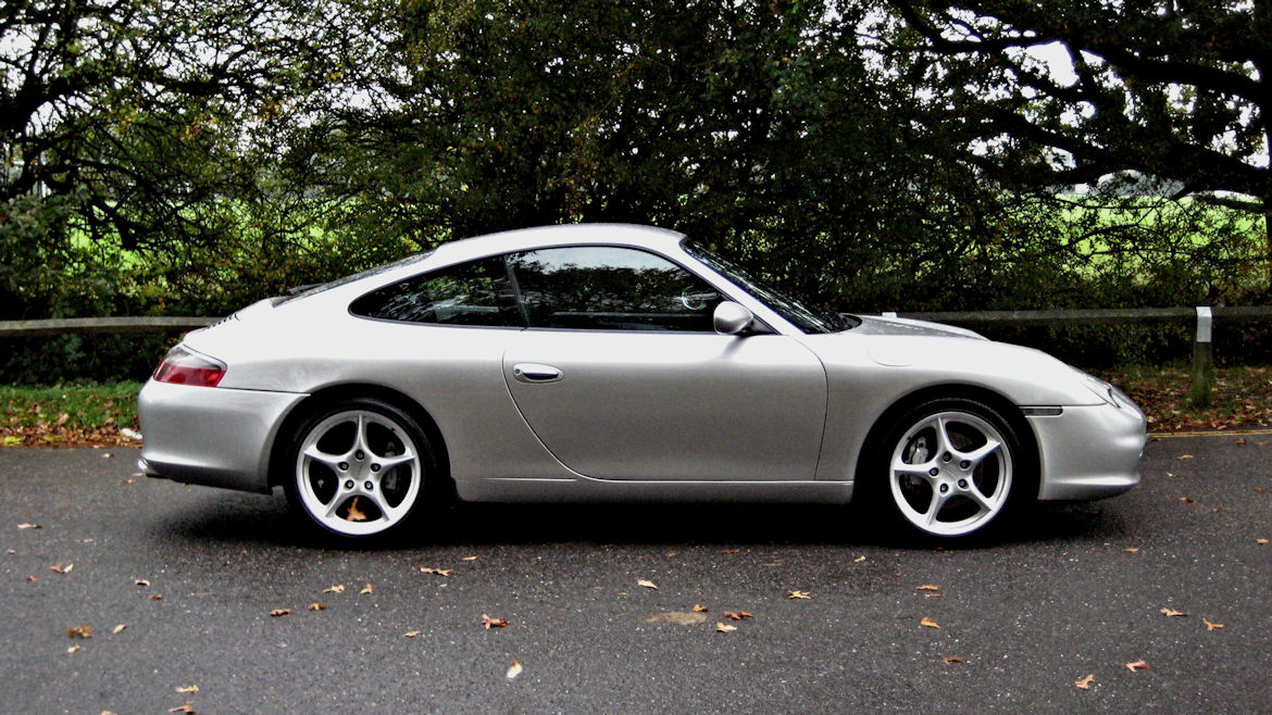 Porsche 996 C4 Coupe Manual Exceptional car And History IMS UPGRADED