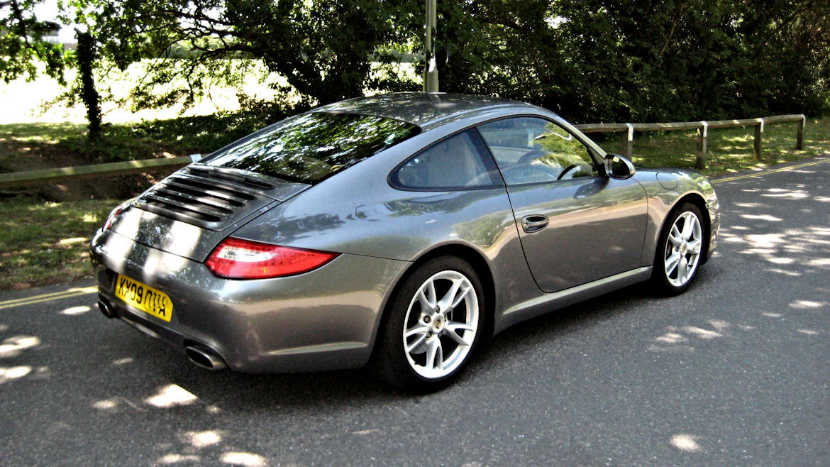 Porsche 997 Gen 2 Coupe  Rare Manual Stunning Low Milelage Car