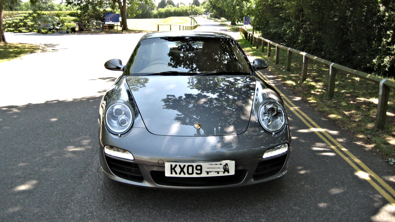 Porsche 997 Gen 2 Coupe Manual Low Mileage